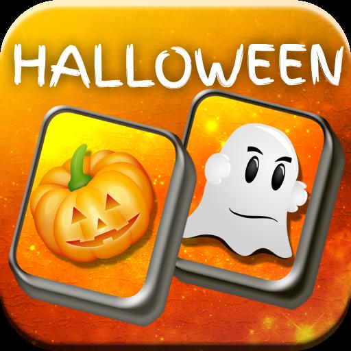 Mahjong Halloween Joy -