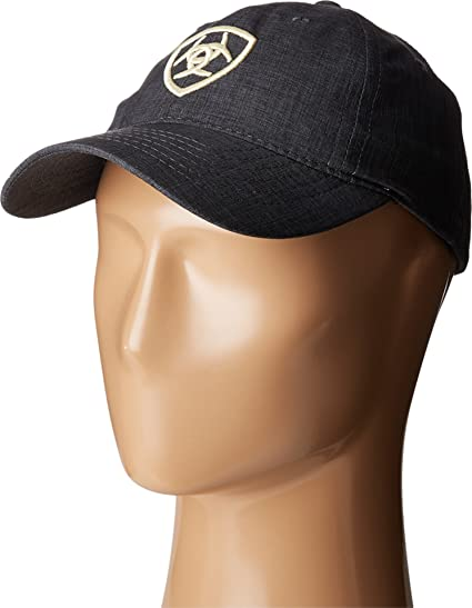 9d1c44a862d Ariat Unisex Arena Hat Charcoal Ivory Hat at Amazon Women s Clothing store