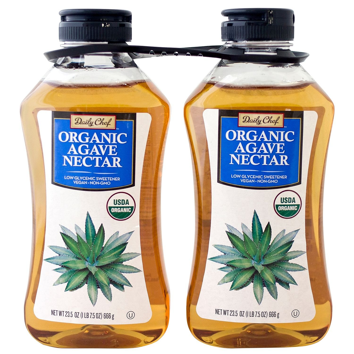 Daily Chef Organic Agave Nectar (23.5 oz, 2 pk.) (pack of 6)