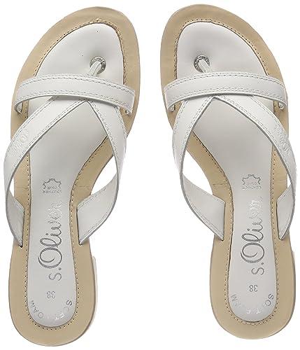 e3b4459b327d s.Oliver Women s 27128 Flip Flops  Amazon.co.uk  Shoes   Bags
