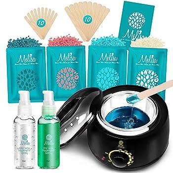 Yeelen Hair Removal Hot Wax Warmer Waxing Kit
