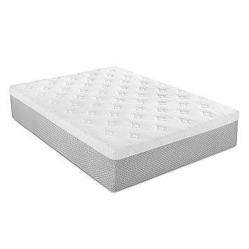 serta 14inch gelmemory foam mattress king