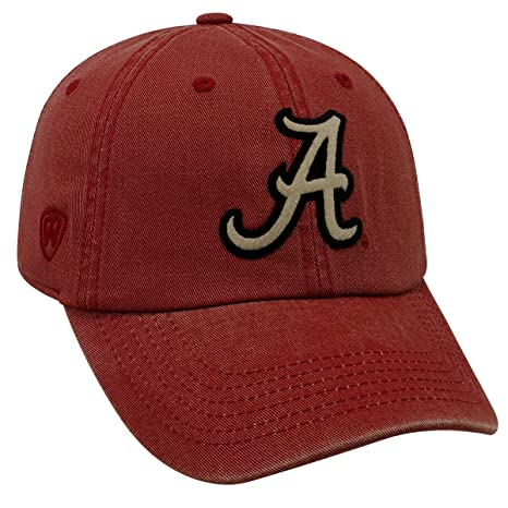 factory price b44b5 7fd7e Alabama Crimson Tide Dispatch Crimson Adjustable Hat