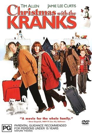 Christmas With The Kranks Dvd.Amazon Com Christmas With The Kranks Dvd Tim Allen J