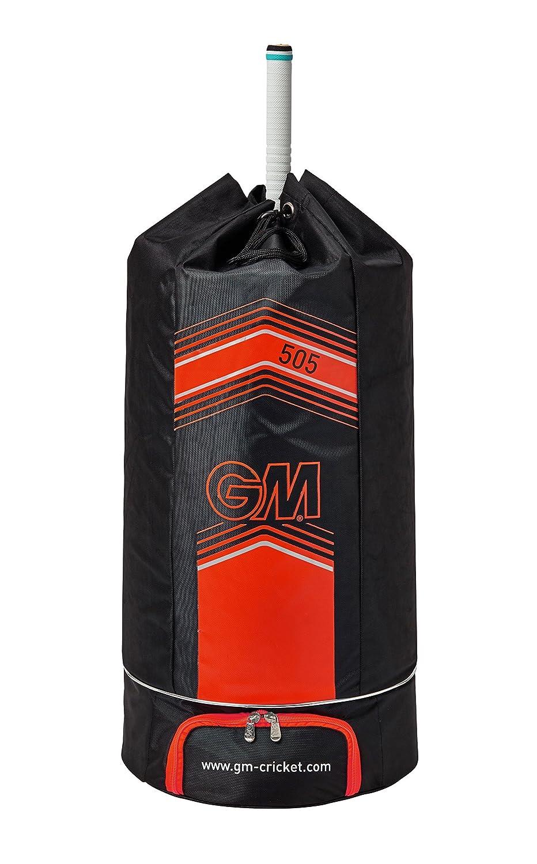 GM Borsa da Ginnastica 2017 505 Cricket, Unisex, Cricket 2017, Blue/Black, Standard GUNN & MOORE 4092B701