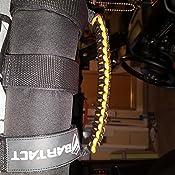 Bartact TAOGHHPBL Black//Gecko - 100/% American Made Universal Headrest 550 Paracord Grab Handles Pair