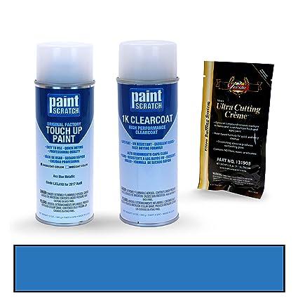 PAINTSCRATCH Ava Blue Metallic LX5J/K6 for 2017 Audi A3 - Touch Up Paint Spray