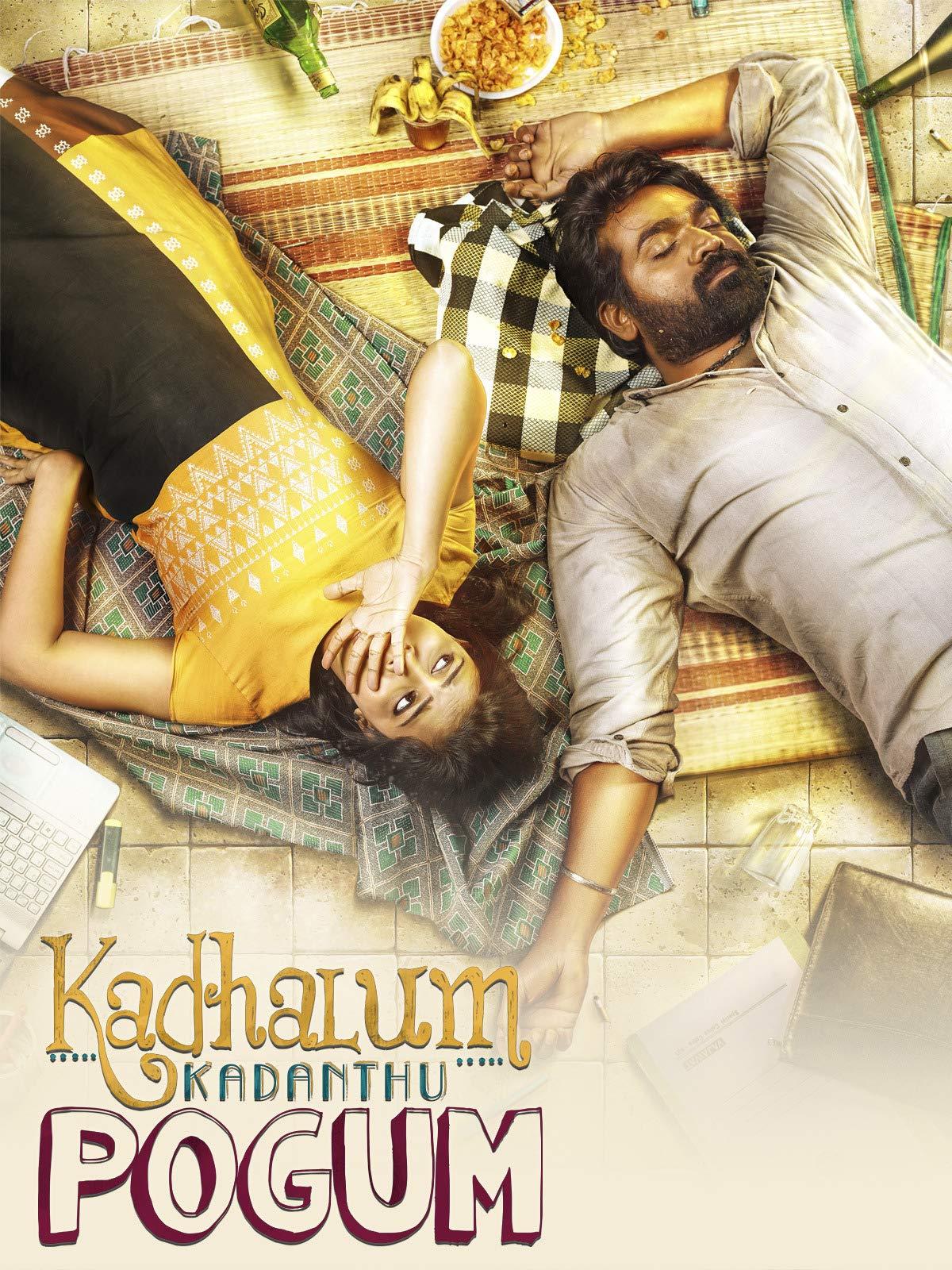 Kadhalum Kadandhu Pogum on Amazon Prime Video UK