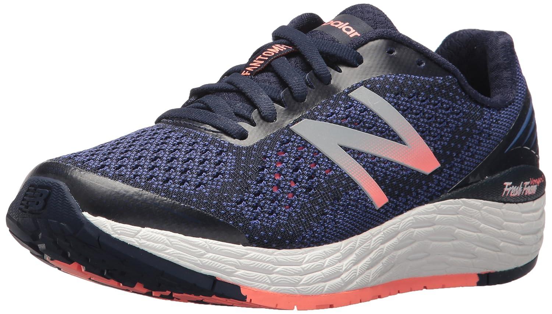 New Balance Women's Vongo V2 Running Shoe B06XS9TCP3 65 B US|Pigment/Blue Iris