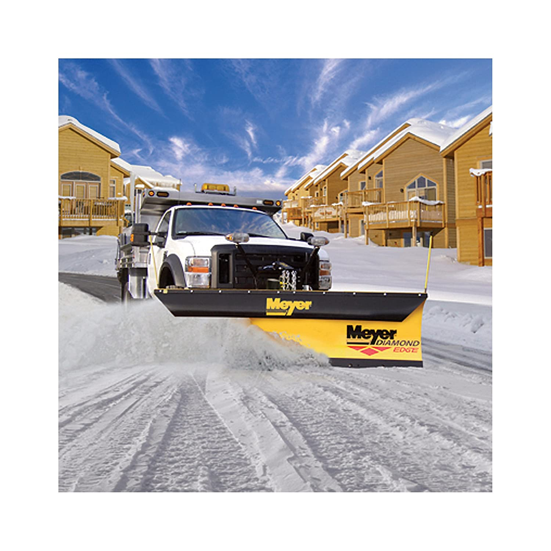 fits 7ft.6in.L Steel Moldboards Meyer Snow Plow Deflector Kit Model Number 12039