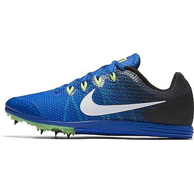 Nike Men's Zoom Rival D 9 Track Spike Hyper Cobalt/White/Black/Ghost Green Size 11 M US | Running
