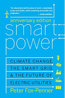 Smart power climate change the smart grid and the future of smart power anniversary edition climate change the smart grid and the future of fandeluxe Gallery