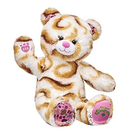6c9f1089f4d Amazon.com  Build A Bear Workshop Girl Scout S Mores Campout Teddy ...