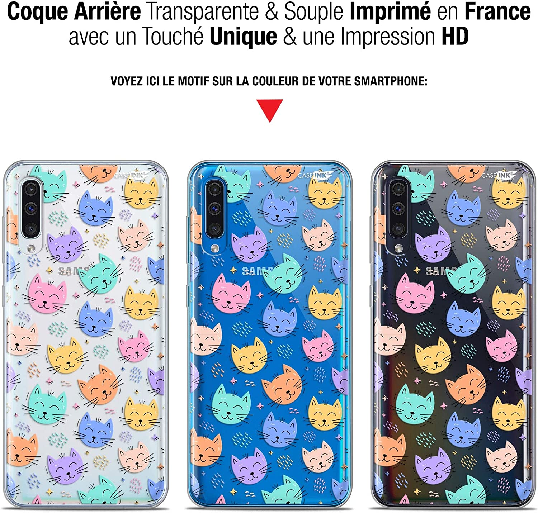 Beware The Husky Dog 6.4 Gel HD Imprim/é en France - Nouvelle Collection - Souple - Antichoc Caseink Coque pour Samsung Galaxy A50