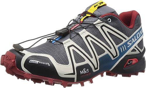 salomon men's speedcross 3 trail running kit