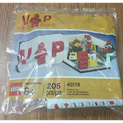 LEGO Iconic VIP Set #40178: Toys & Games