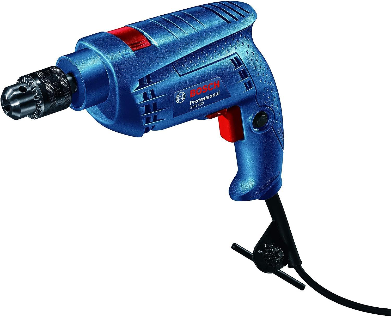 Bosch GSB 450-Watt Plastic Impact Drill (Blue)
