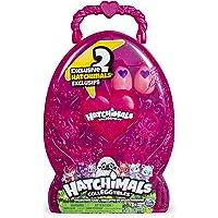 Hatchimals CollEGGtibles Collector's Case 带 2 个*的 CollEGGtibles 适合 5 岁及以上儿童