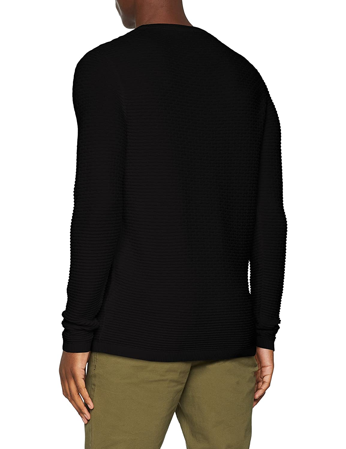 Selected Mens Slhnewdean Crew Neck W Noos Jumper