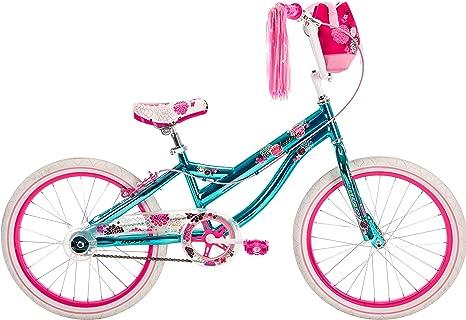 Huffy Bicicleta Jazzmin de 20 Pulgadas para niñas: Amazon.es ...