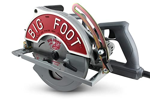Big Foot SBFX BF 15 Amp 10-1/4-Inch Wormdrive Circular Saw