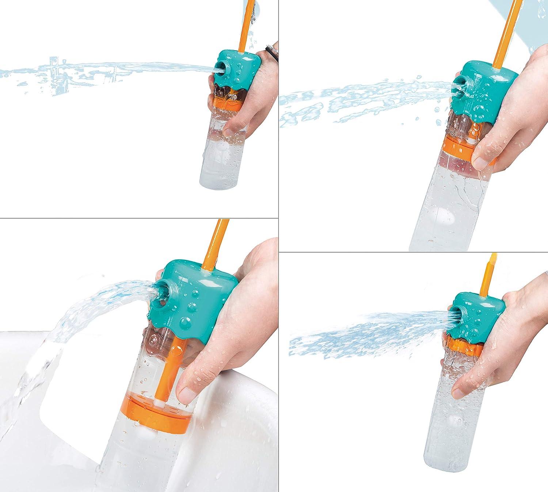 E0210 Talla /única Multicolor Hape International- Multi-Spout Sprayer Bomba de Agua