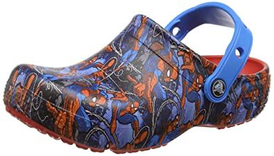 ff3e287d6a0ce8 crocs Boys  Crocsfunlab Spiderman Clog