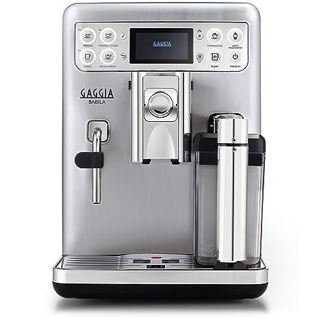 Gaggia RI9700/60 - Cafetera (Independiente, Máquina espresso, 1,5 L
