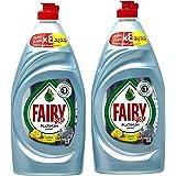 Fairy Platinum Lemon - 2 x 800 ml