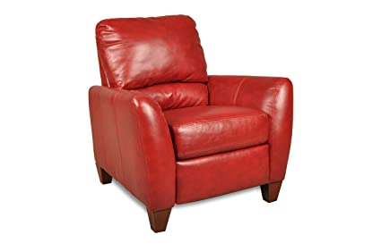 Stupendous Chelsea Home Furniture Salem Recliner Como Bold Red Pdpeps Interior Chair Design Pdpepsorg