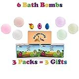 Kids Bath Bombs Super Fun Gift Set Fizzies Bubble