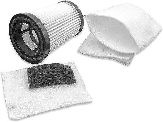 vhbw Set filtros hepa aspiradora para Dirt Devil M2827-1 Centec ...