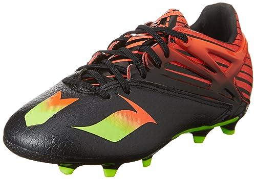52b69e40ff17 adidas Messi 15.1 FG/AG, Boys' Football Boots: Amazon.co.uk: Shoes ...