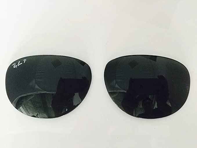 e89de55111d Image Unavailable. Image not available for. Colour  Ray-Ban 3448 002 58  60mm Polarized Replacement Lenses + SD Glasses