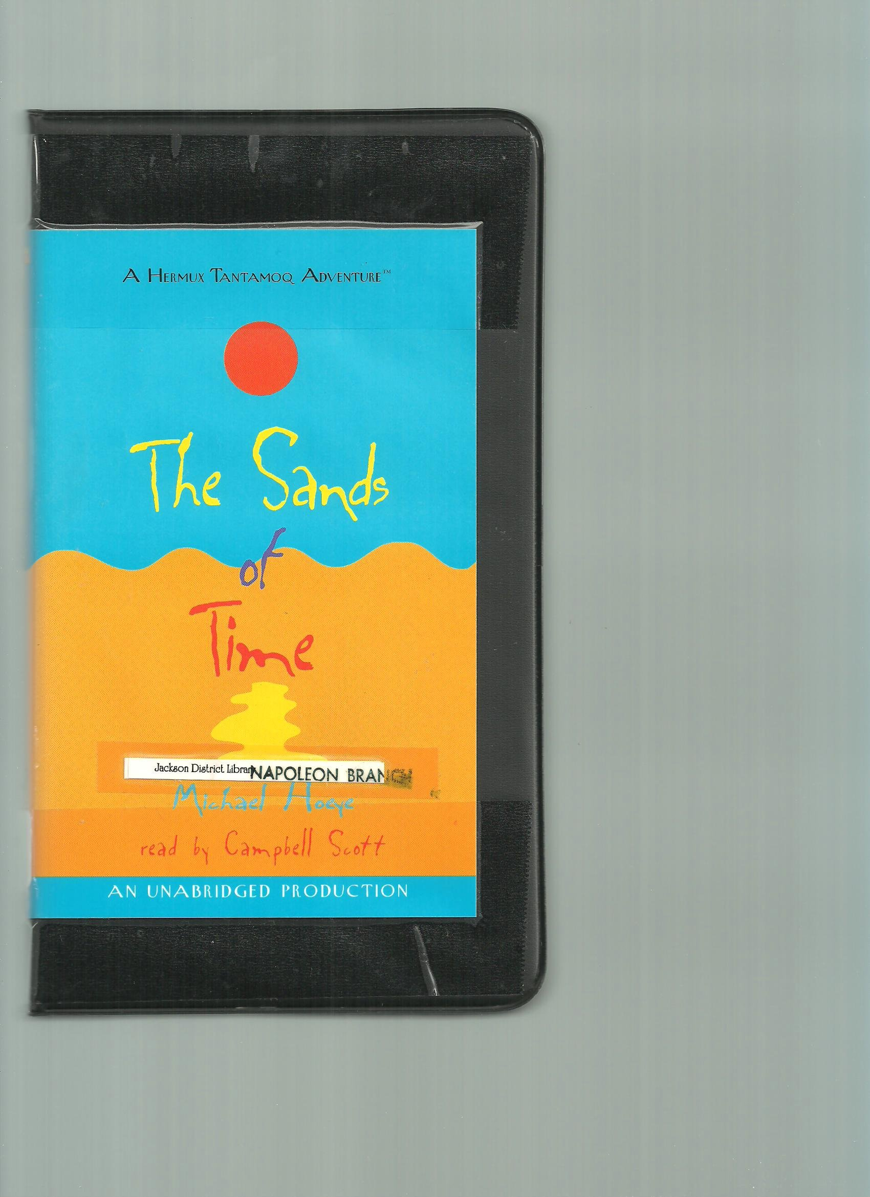 The Sands of Time (2nd in the Hermux Tantamoq Series): Michael Hoeye,  Campbell Scott: 9780807208847: Amazon.com: Books