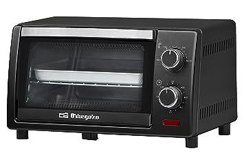 Orbegozo HO 920 - Mini horno eléctrico, 800 W, 9 l