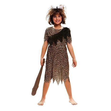 My Other Me costume di Troglodita aventurera per ragazza (Viving Costumes)  7-9 0e7688596cc
