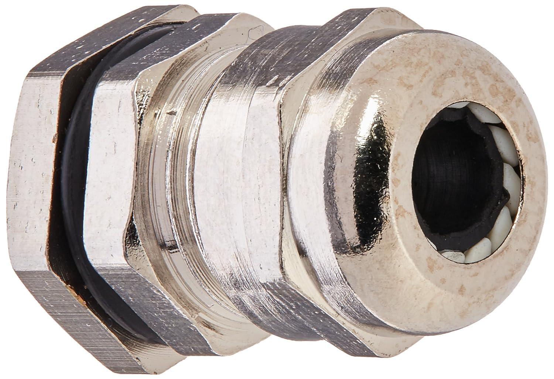 Lot de 4/PG7/3 6.5/mm c/âble Range locknut imperm/éable Rembourrage glande