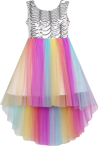 Dress Sequin Mesh Party Wedding Princess Tulle