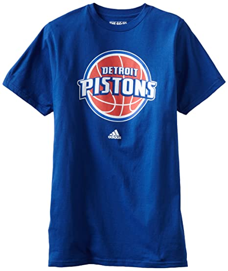 the latest 8a361 0323f NBA Detroit Pistons Primary Logo T-Shirt