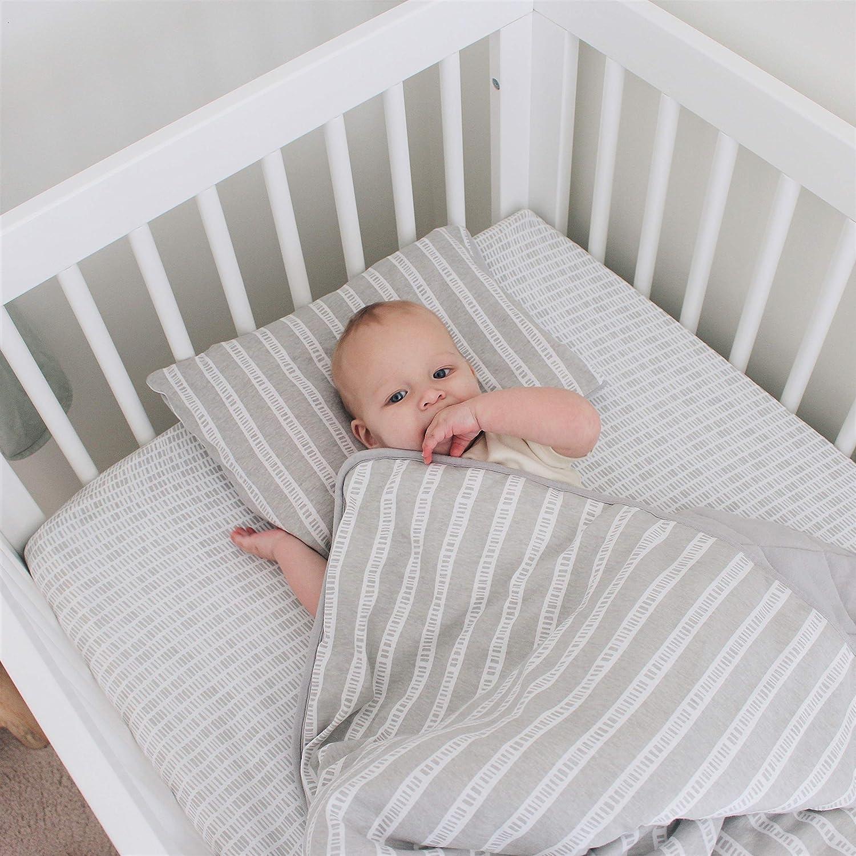 Amazon.com: Juego de 4 cunas para bebé, sábana para cuna ...