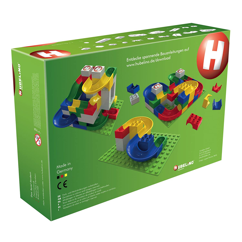 Hubelino 420145 Juego de construcción juguete de construcción - Juguetes de construcción (Juego de construcción, Multicolor, 3 año(s), 85 pieza(s), ...