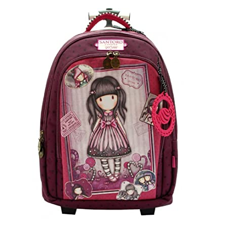 Mochila trolley Gorjuss Sugar and Spice