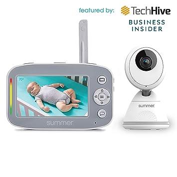 Amazon.com: Baby Pixel Cadet Monitor de vídeo a color de 4,3 ...