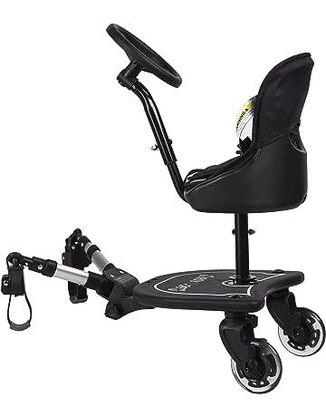 Easy X2 Rider Sit N Ride - Silla de paseo universal con 2 ruedas, con