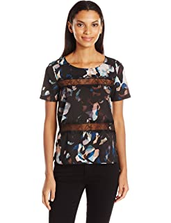 eda4f8425ad8 French Connection Women's FT Samantha Shirting Regular Fit Long ...