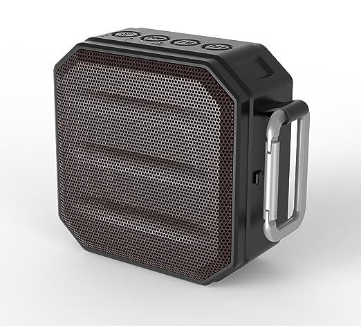 Waterproof Bluetooth Speaker Pocket Portable Great Shower Bass 10hr Battery New