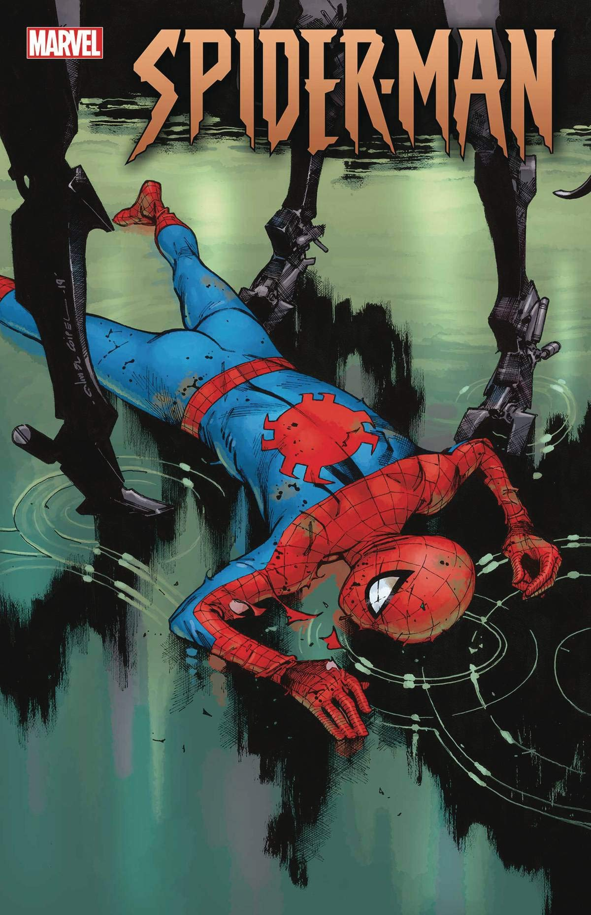 SPIDER-MAN #1 RAMOS PARTY VARIANT J J ABRAMS MARVEL COMIC BOOK 2019 OF 5