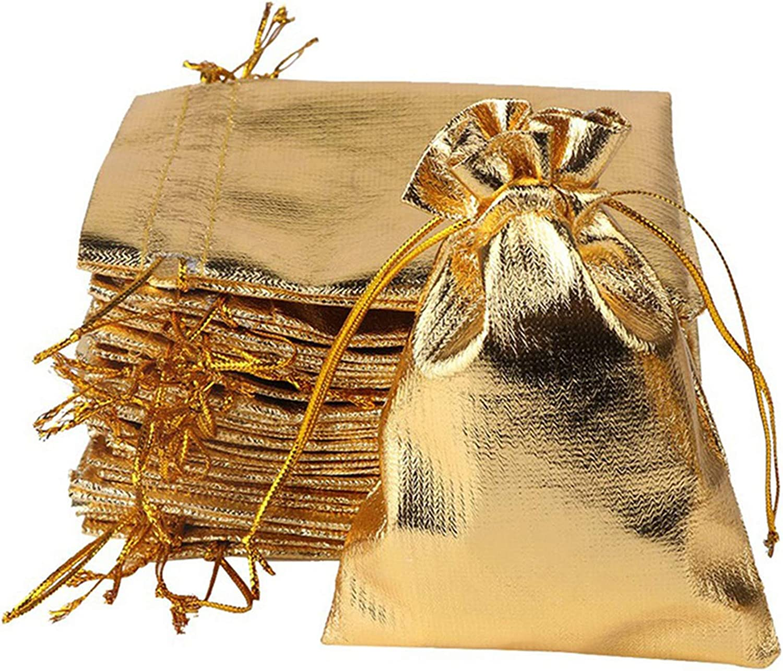 Bulk 100 pcs organza gift bag packing bag top quality
