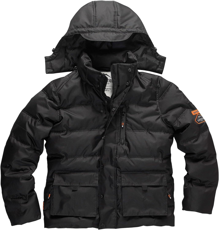 Scruffs Black Pro Softshell Technical Waterproof Jacket Coat FREE KNEE PADS